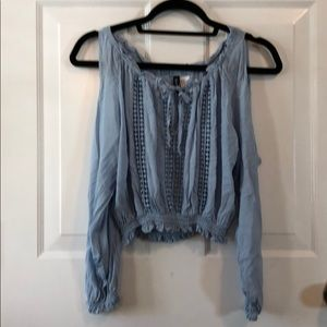 H&M Paris Vintage Top